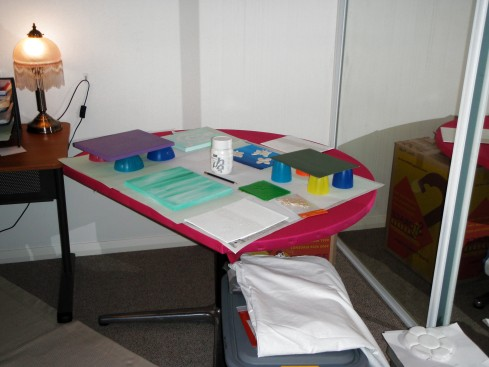 The Art Table