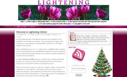 Lightening Online