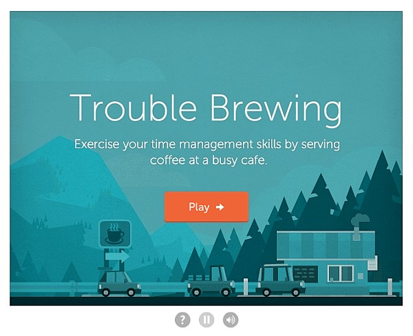 Trouble Brewing @ Lumosity | Snoskred – Life in the Country