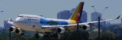 Plane Beauty
