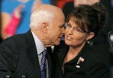 McCain Smells Palin