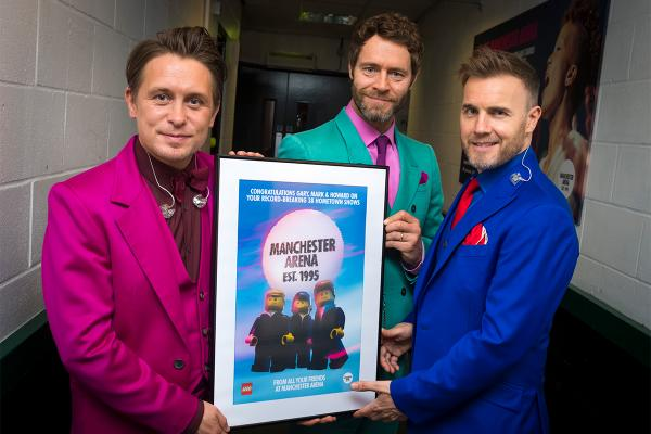 take that manchester award