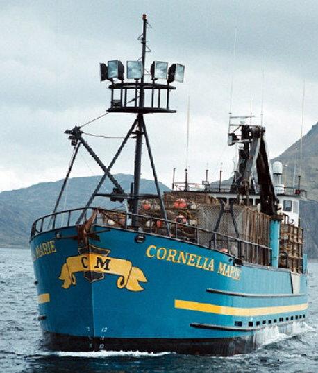 The Cornelia Marie