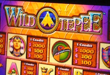 Wild Tepee